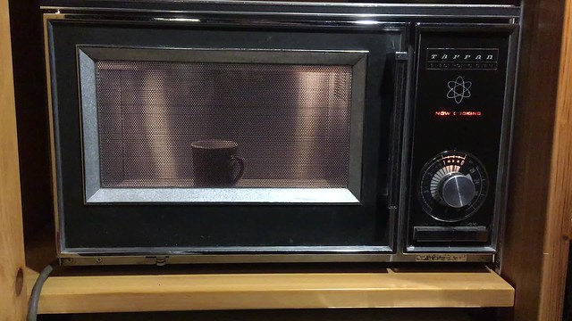 1971 Tappan Electronic Oven