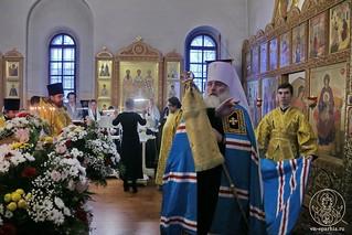 Божественная литургия 166