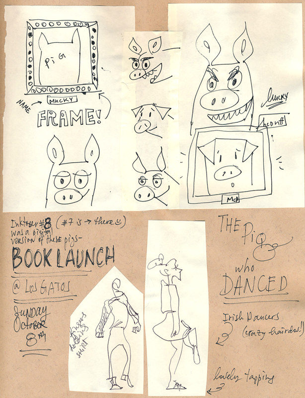 Sketchbook #109: Book Release
