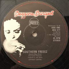 FREEEZ:SOUTHERN FREEEZ(LABEL SIDE-A)