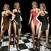 Look 150 Lana original's - The Lorin dress