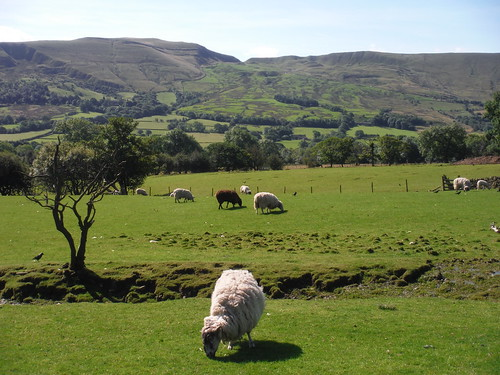 Vale of Edale, Mam Tor and Lord's Seat