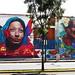 Nuevo mural en Reforma Norte por laap mx