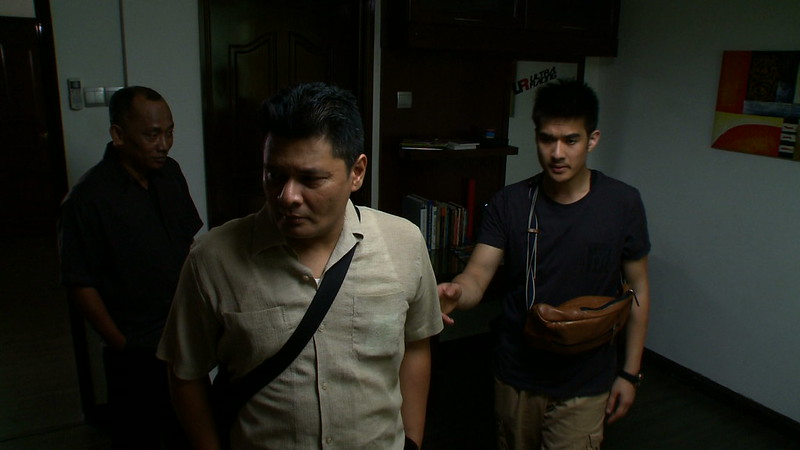 Nadiya Nisaa Saksi Pembunuhan Dalam Telemovie Saksi