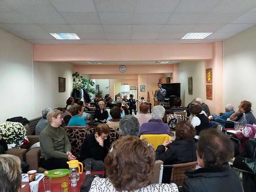 Ομιλία από τον ψυχολόγο κ. Φλαμούρη Δημήτρη - 14-11-2017