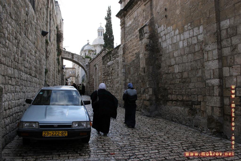 Стена Плача в Иерусалиме В этом альбоме фотоработы