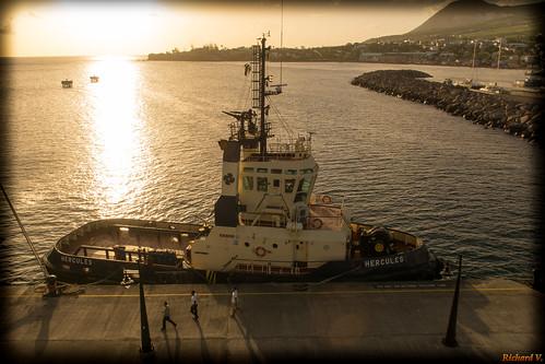 saintkitts caraïbes antilles sonyphotographing chaleur sud basseterre saintgeorgebasseterreparish saintkittsetnevis kn sunset port de coucher soleil