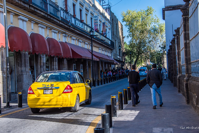 2017 - Mexico - Guadalajara - Calle Degollado