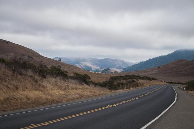 Petaluma to Fairfax road