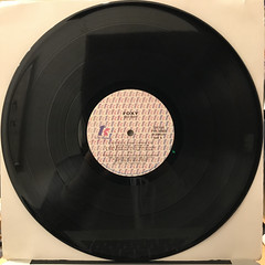 FOXY:GET OFF(RECORD SIDE-B)