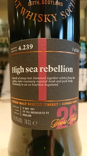 SMWS 4.239 - High sea rebellion