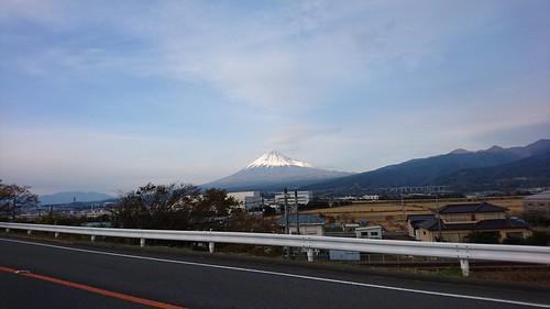 富士山の見える県は噂通りバイパス地獄だった