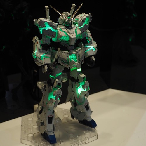 RG 1/144 RX-0 Unicorn Gundam [Luminescence ver.]