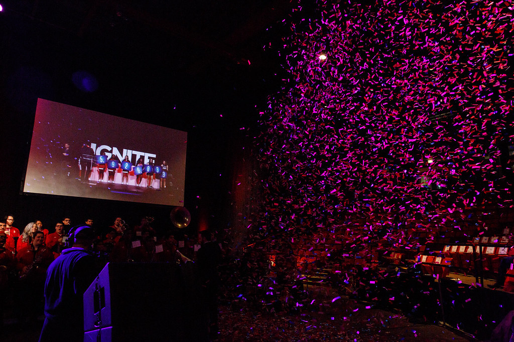 IGNITE Campaign and UIC Alumni Association Launch Celebration