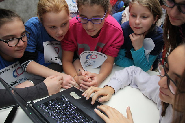 Coding Girls il tour - Roma
