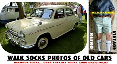 Walk socks And Old Cars  vol 11