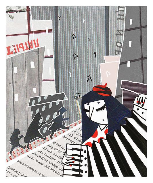 city musician