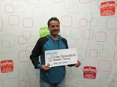Esteban Arteaga - $100,000 - Mange Tango - Twin Falls - KJ's Super Store