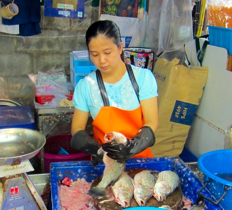 Pattaya Fish Market Naklua Road