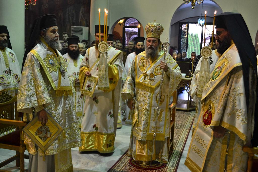Εορτή Αγ. Ιωάννου του Χρυσοστόμου 2017