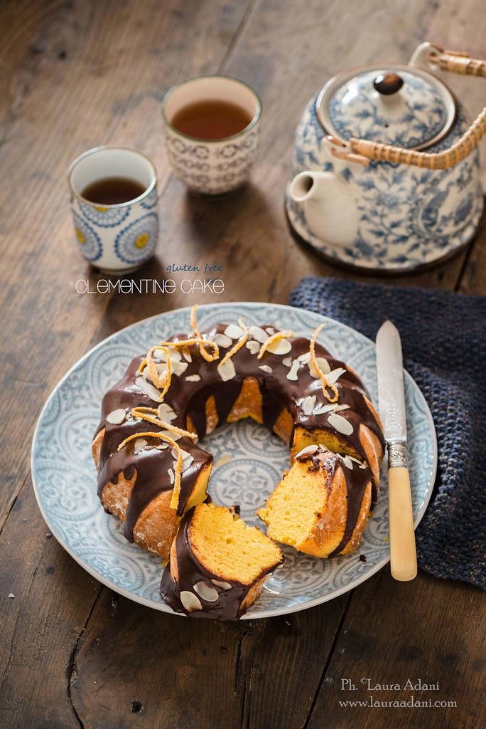 clementine cake - gluten free