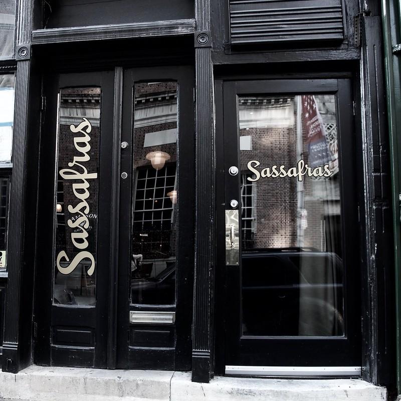 Sassafras - 2nd Street Philadelphia - Retro Roadmap
