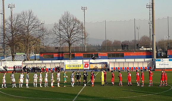 Coppa Italia: Virtus Verona-Varese 2-1, rossoblu agli ottavi!