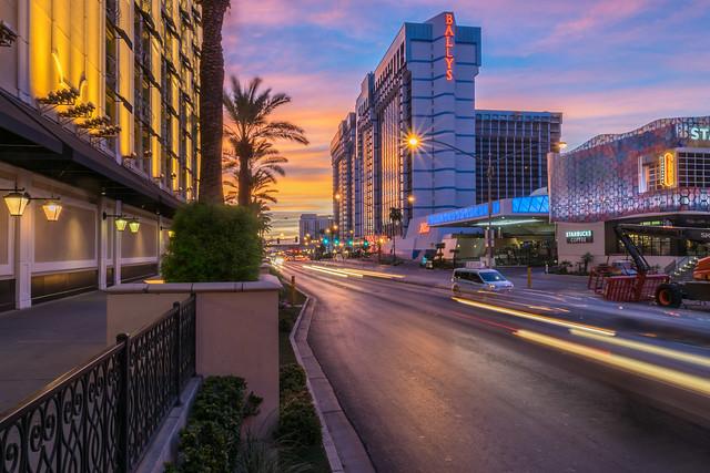 Rise and Shine Las Vegas!