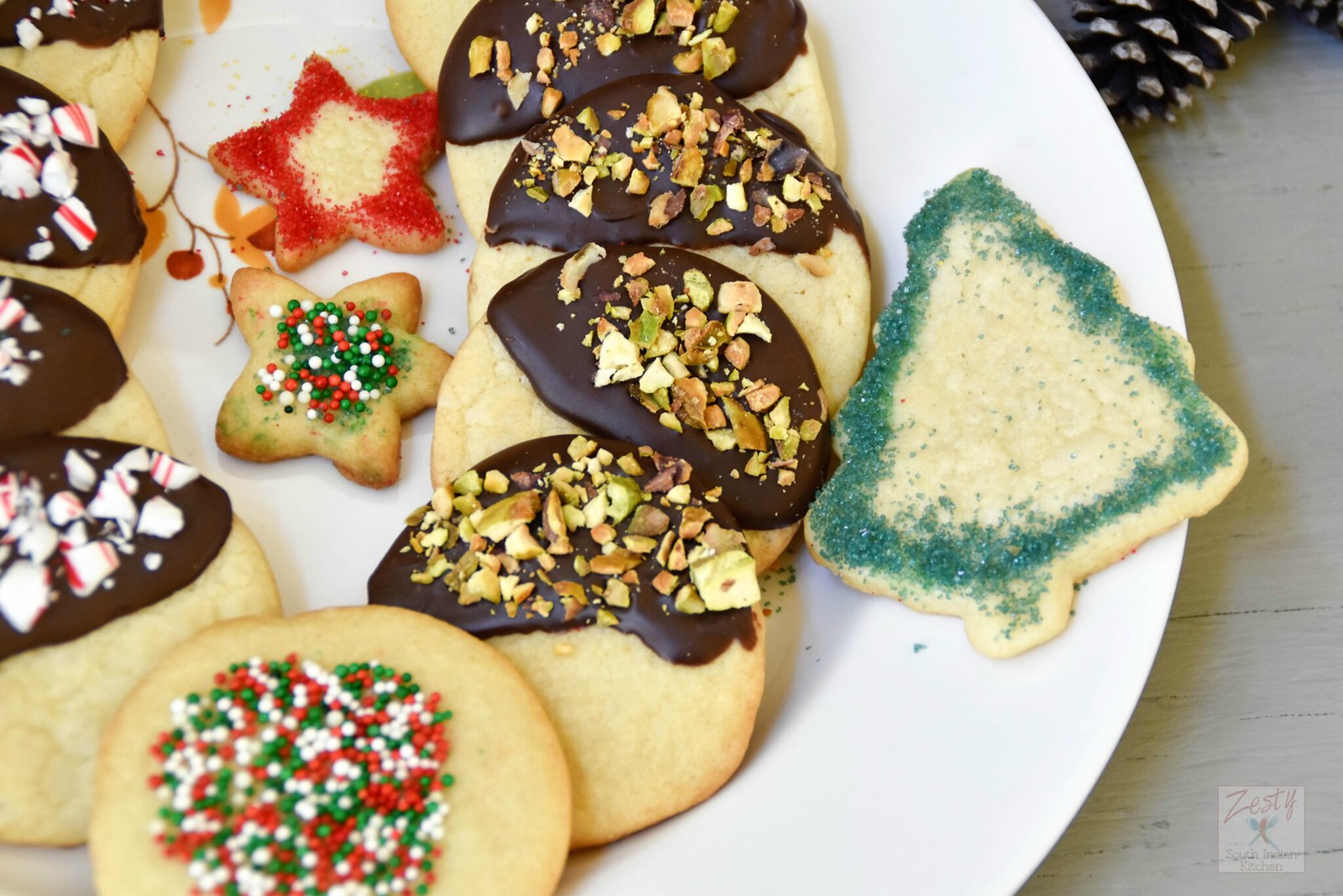 Homemade Holiday Cookie Gifts Zesty South Indian Kitchen