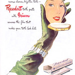 Sat, 1945-12-15 12:00 - Ad, Personal Product - Pepsodent Toothpaste - Saturday Evening Post - 1945-12-15