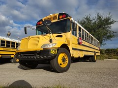 4613 - 2007 IC CE200 - Hillsborough County School Bus