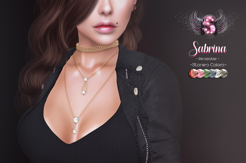 .::Supernatural::. Sabrina Set @ Shiny Shabby