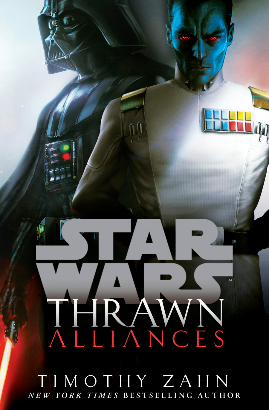 'Thrawn: Alliances' by Timothy Zahn (reviewed by Skuldren)
