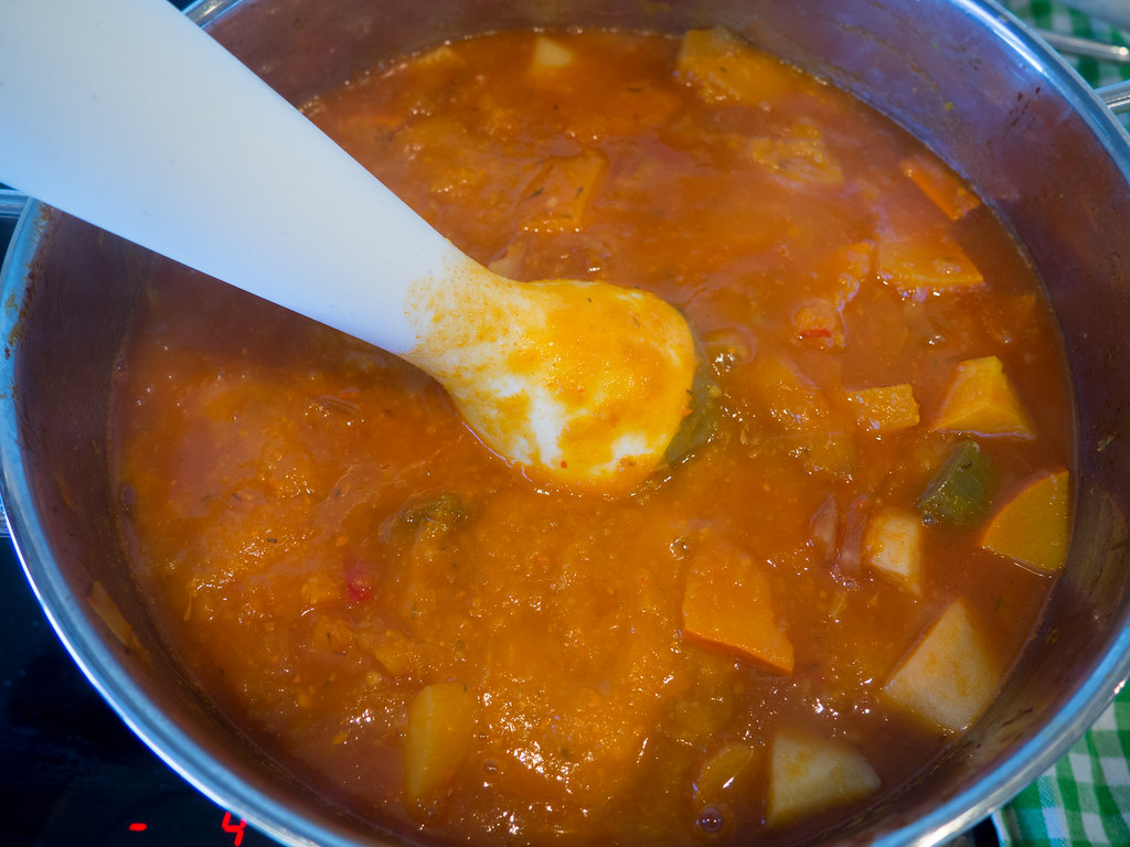 Recipe for Homemade Spicy Hokkaido Soup
