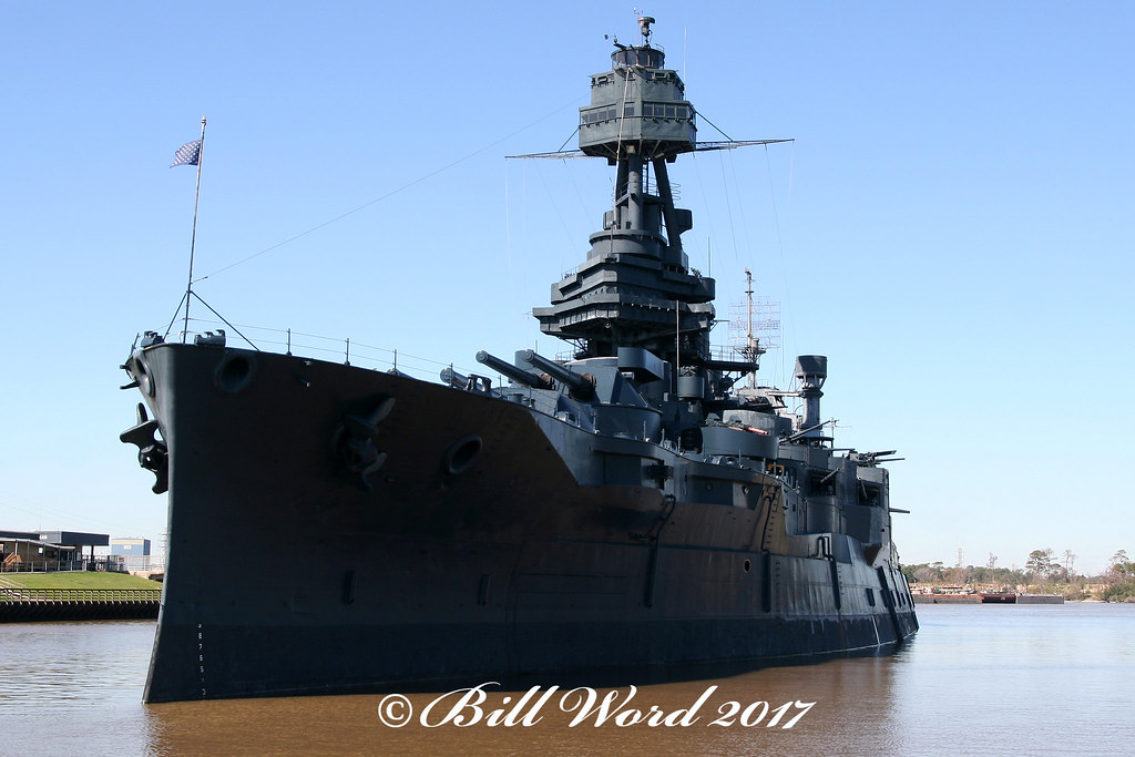 Battleship USS Texas BB35 Sept 09, 2017 a