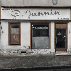 Tapissier literie rue de Beauraing - Désertification - Photo of Navilly