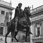 Estatua ecuestre de Marco Aurelio - https://www.flickr.com/people/93142789@N03/