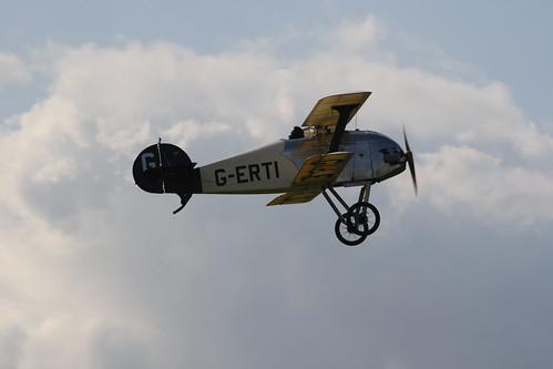 G-ERTI Staaken Z-21A [PFA 223-14166] Sywell 020917