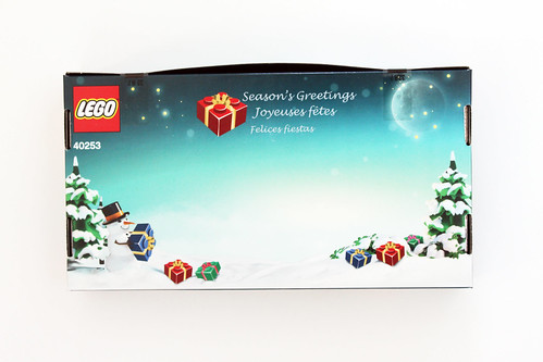 LEGO Seasonal Christmas Build Up (40253)