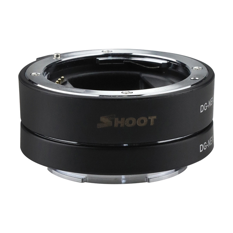 auto focus macro extension tube sony nex e mount