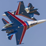 20-blue, Sukhoi Su-27UB Russia Air Force @ Kecskemet LHKE