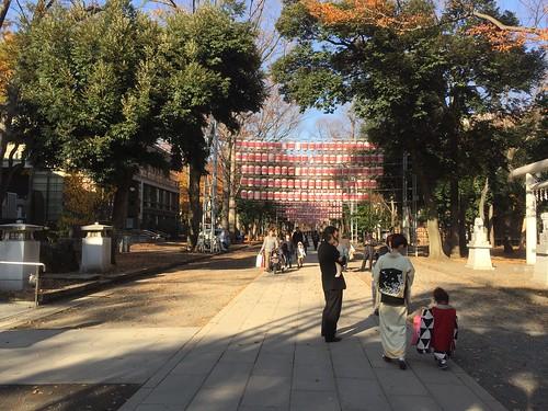東京都府中市 大國魂神社