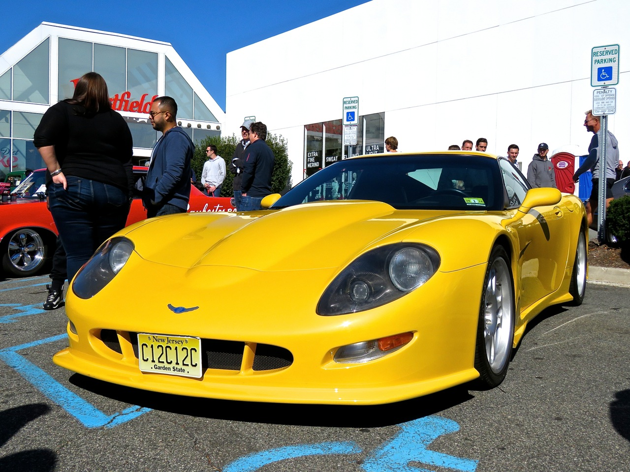 Callaway C12 Corvette Cars and Caffe 2