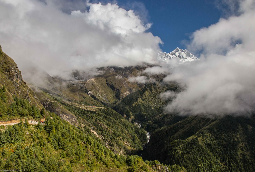EBC_from Namche to Deboche 06