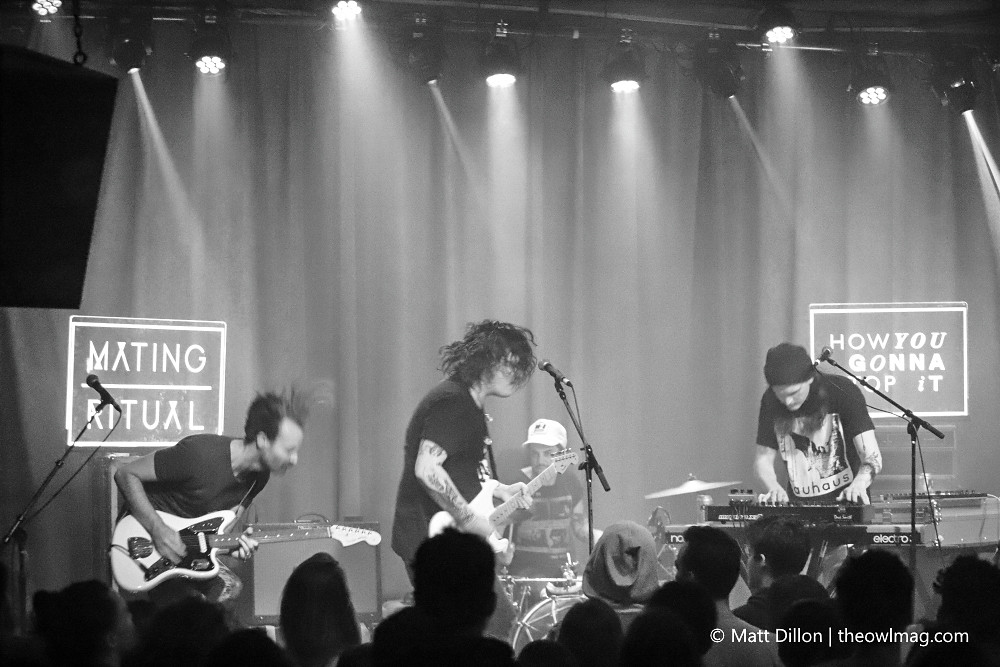 Mating Ritual @ Brick & Mortar Music Hall, SF 12/1/2017