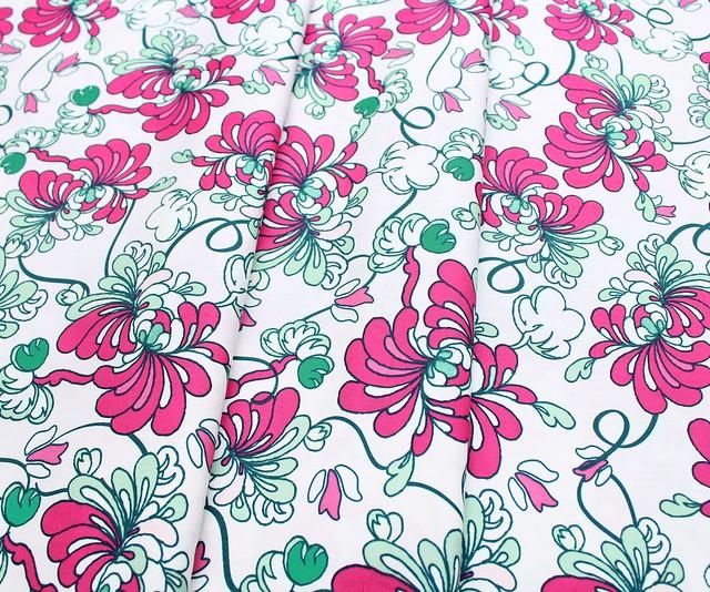 Art Gallery Fabrics Floralia Fusion Spanish Petals Floralia
