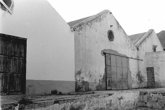 Almacenes de la Casa Nueva - La Aldea.