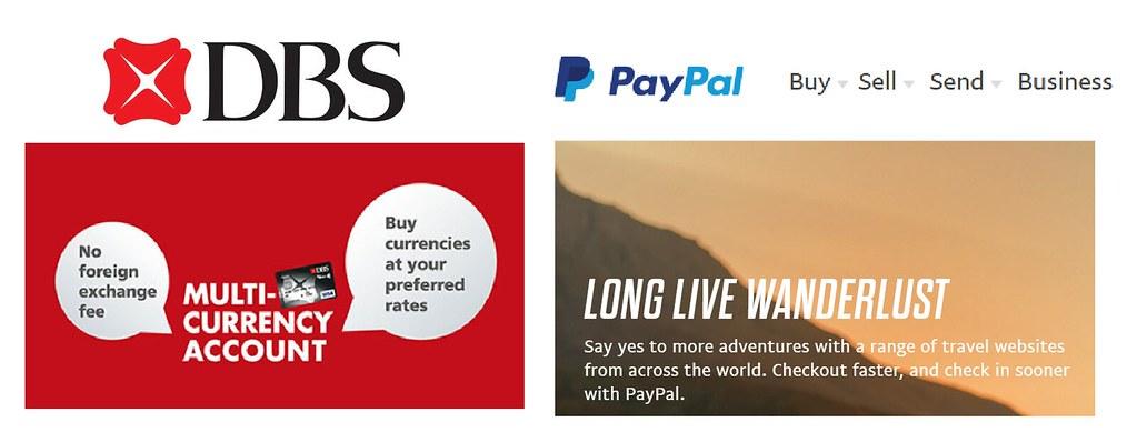 DBS Paypal