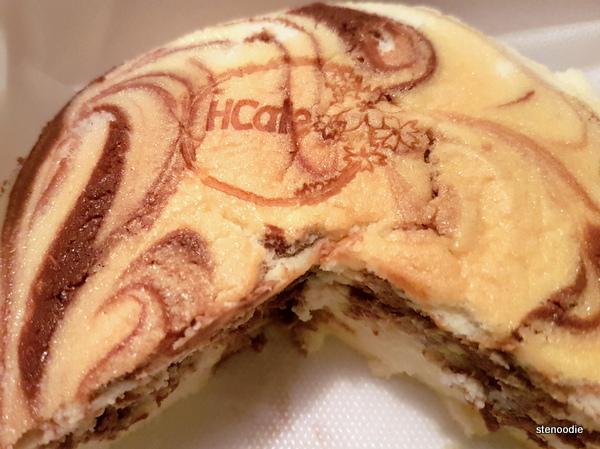 Chocolate Mix Cheesecake