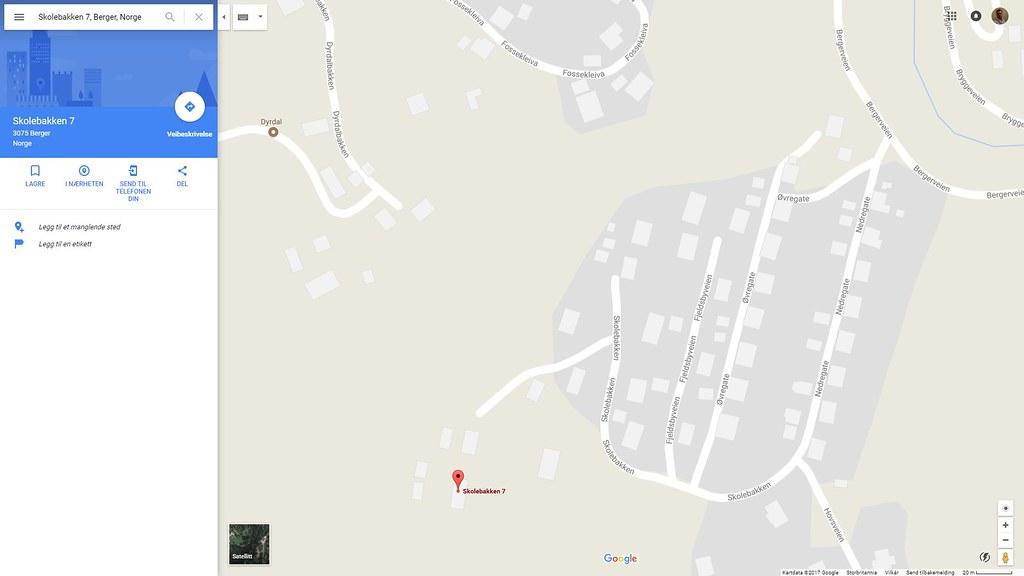 fjeldsbyen lå noen titalls meter unna arbeiderboligene